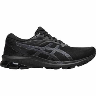 アシックス ASICS メンズ ランニング・ウォーキング スニーカー シューズ・靴 GT-1000 10 Running Sneaker Black/Black