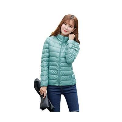 [サ二ー] レディース 中綿コート ダウンジャケット 暖かい 秋冬 小顔効果 大きいサイズ ショート丈 アウター