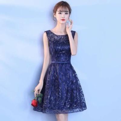 パーティードレス ワンピースドレス ワンピース ドレスワンピ お呼ばれドレス イブニングドレス  結婚式 二次会 披露宴 お呼ばれ デート