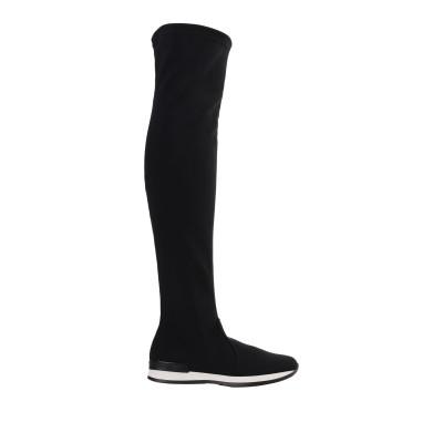 STRETCH YOUR LIFE!® ブーツ ブラック 36 紡績繊維 ブーツ