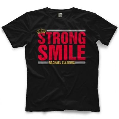 レイチェル・エラリング Tシャツ「Rachael Ellering Strong Smile Tシャツ」【アメリカ直輸入 大きいサイズ(XXL 3XL 4XL)もあり】
