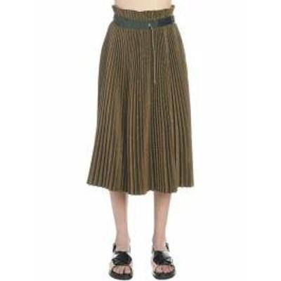 Sacai レディーススカート Sacai Skirt Brown