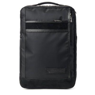 【カバンのセレクション】 マスターピース リュック ビジネスリュック メンズ A4 11L デンシティ master−piece 01399 ユニセックス ブラック フリー Bag&Luggage SELECTION