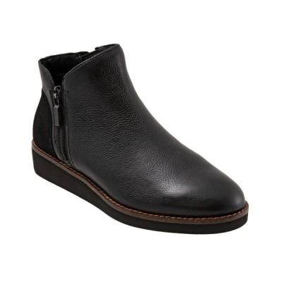 ソフトウォーク SoftWalk レディース ブーツ ブーティー シューズ・靴 Wesley Booties Black