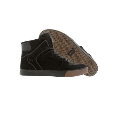 スニーカー メンズ スープラ New Supra Vaider Gum Pack black Skateboard fashion sneakers S28066