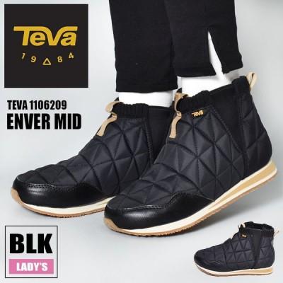 TEVA テバ ブーツ レディース エンバーミッド EMBER MID 1106209 シューズ 靴 撥水 新生活