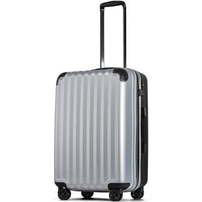 【タビバコ】 スーツケース LMサイズ 静音8輪キャスター 軽量 大容量 拡張 TSAロック 受託手荷物無料 キャリーバッグ キャリーケース? ユニセックス その他系6 LM tavivako