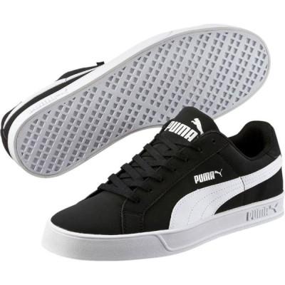 プーマ Puma メンズ スニーカー シューズ・靴 Smash Vulc Trainers Black/White