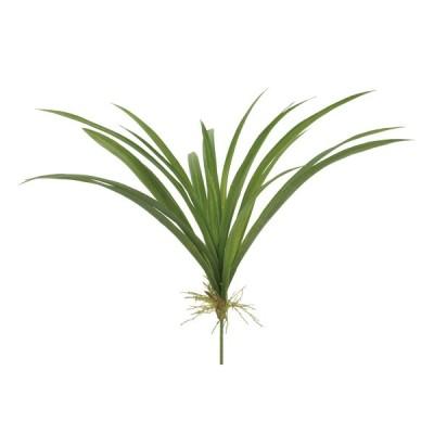 造花 MAGIQ 東京堂  オリヅルランブッシュ グリーン FG000414 造花葉物、フェイクグリーン その他の造花グリーン
