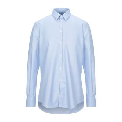 RAF MOORE シャツ ブルー 41 コットン 100% シャツ