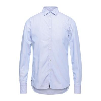 GMF 965 シャツ ブルー 38 コットン 100% シャツ