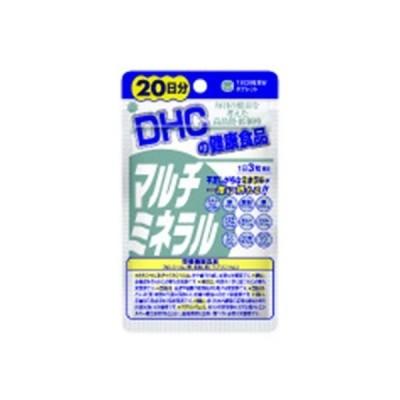 DHC マルチミネラル 20日分 ( 60粒 )/ DHC サプリメント