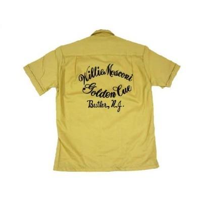 70's Deadstock Conte Vendicci ボックス型 プリント・刺繍入り ループシャツ【サイズ:S】