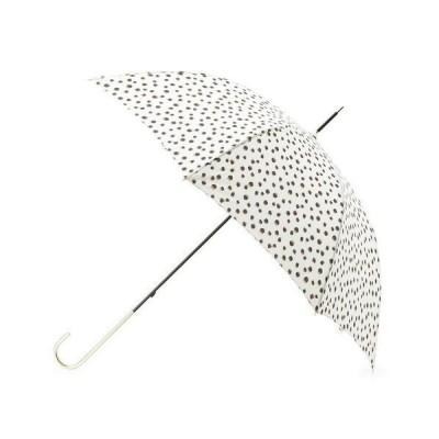 grove / グローブ ドットレオパード柄長傘