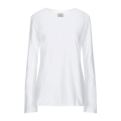 メルシー ..,MERCI T シャツ ホワイト M コットン 100% T シャツ