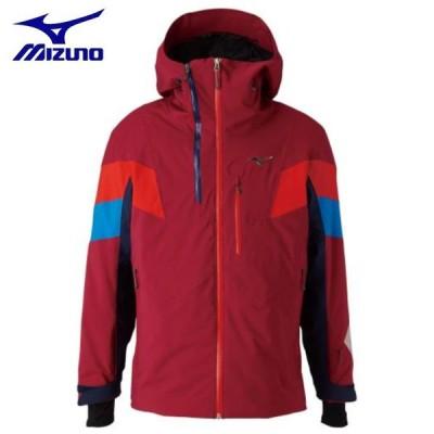 ミズノ スキーウェア ジャケット メンズ  KSK-NEXTパーカ Z2ME034196 MIZUNO
