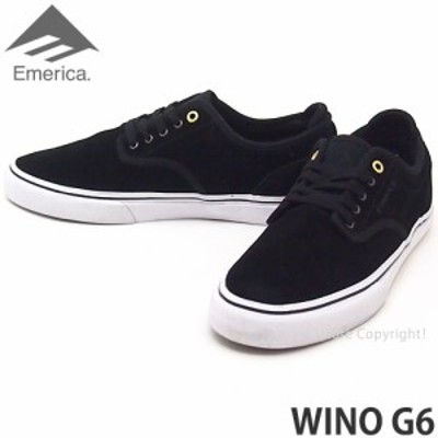 エメリカ WINO G6 カラー:BLACK/WHITE