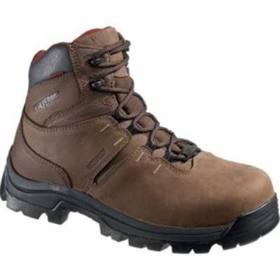 ウルヴァリン レインシューズ・長靴 Bonaventure Waterproof Boot 6 Brown