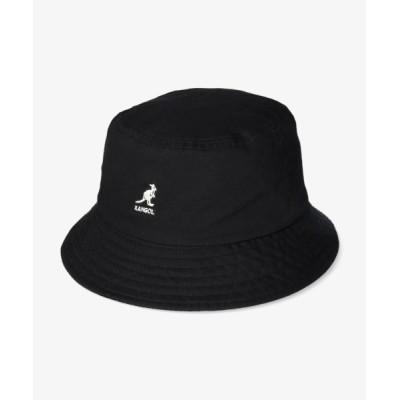 L.H.P WOMEN / KANGOL/カンゴール/WASHED BUCKET WOMEN 帽子 > ハット