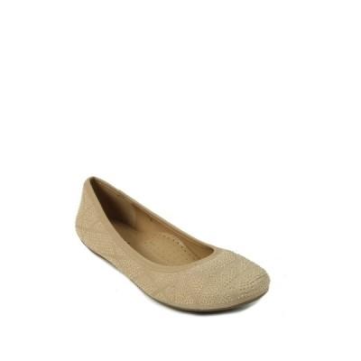 ベネリ レディース サンダル シューズ Susan Studded Ballet Flat - Multiple Widths Available NUDE
