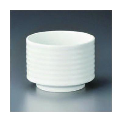 白磁筒型飯器(小) 447-24-224