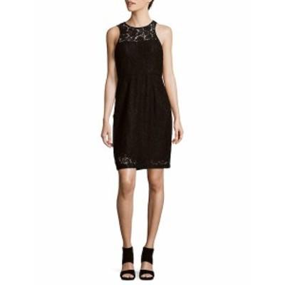 ドナモーガン レディース ワンピース Harlow Lace Illusion Dress