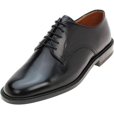 ケンフォード 25.5 ブラック リーガル シューズ K422L ブラック メンズ ビジネスシューズ プレーントゥ 紳士靴