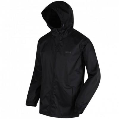レガッタ Regatta メンズ ジャケット アウター Pack It Iii Waterproof Jacket Black