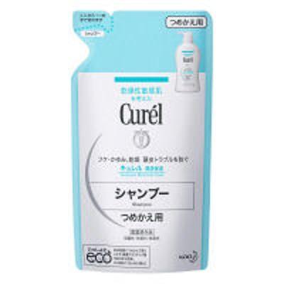 花王Curel(キュレル) シャンプー 詰め替え 360mL×2個  花王 敏感肌