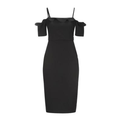 22 MAGGIO by MARIA GRAZIA SEVERI チューブドレス ファッション  レディースファッション  ドレス、ブライダル  パーティドレス ブラック