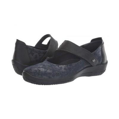 Arcopedico アルコペディコ レディース 女性用 シューズ 靴 フラット Cosmo - Navy Agatha