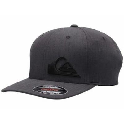 クイックシルバー メンズ 帽子 アクセサリー Final Charcoal Heathe