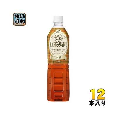 UCC 霧の紅茶 紅茶の時間 ストレートティー低糖 930ml ペットボトル 12本入