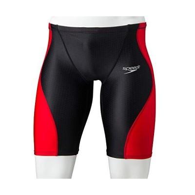 Speedo(スピード) 競泳水着 男の子 ジュニア ジャマー FLEX α フレックスアルファ FINA承認 SCB62001F