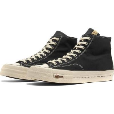 ビズビム Visvim メンズ スニーカー シューズ・靴 Skagway Hi Canvas Patten Black