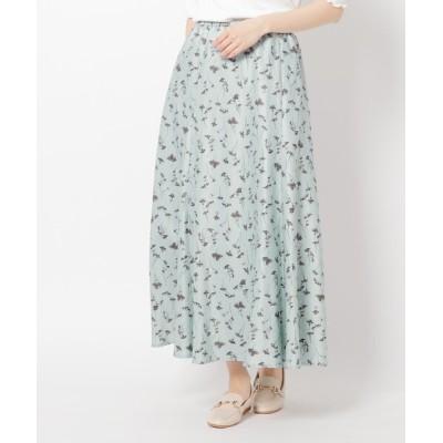 THE SHOP TK / マーメイドフレアスカート WOMEN スカート > スカート