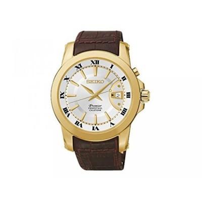 腕時計、アクセサリー セイコー アストロン グランドセイコー Seiko Men's SNQ144P1 Premier  Perpetual Calendar Watch 正規輸入品