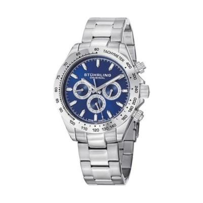 ストゥーリング オリジナル 564 03 レースウェイ スイス クォーツ タキメーター デイデイト メンズ 腕時計
