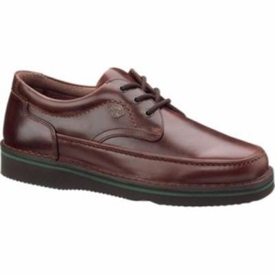 ハッシュパピー その他シューズ Mall Walker Antique Brown Leather