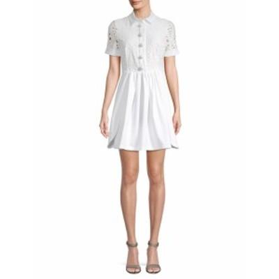 アレクシス レディース ワンピース Tinley Lace Shirtdress