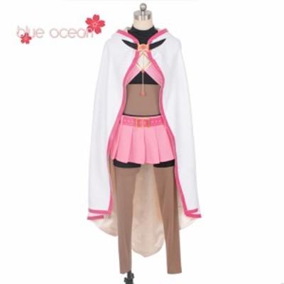 マギアレコード 魔法少女まどか☆マギカ外伝 環いろは たまき いろは  風  コスプレ衣装  cosplay  cos