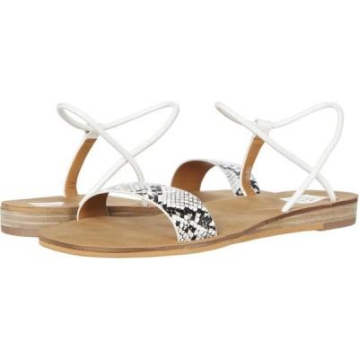 ドルチェヴィータ DV Dolce Vita レディース サンダル・ミュール シューズ・靴 Ledger White