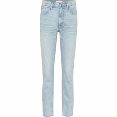 シルバーレーク Slvrlake レディース ジーンズ・デニム ボトムス・パンツ Virginia high-rise straight jeans Lvsg