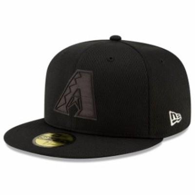 New Era ニュー エラ スポーツ用品  New Era Arizona Diamondbacks Black 2019 Players Weekend On-Field 59FIFTY Fitted Hat