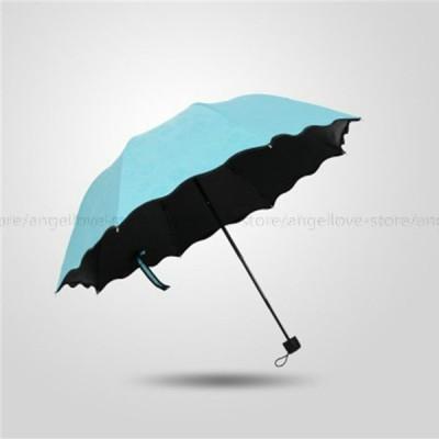 母の日 日傘 晴雨兼用 レディース 散歩 雨傘 コンパクト 折りたたみ ショートワイド傘 UVカット かさ レイングッズ 大きい日傘 軽量 大人気