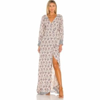 ナタリー マーティン Natalie Martin レディース ワンピース ワンピース・ドレス Kate Dress Cyprus Print Lilac