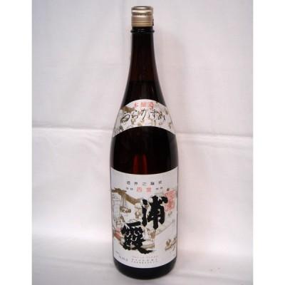 浦霞 本醸造 1800ml 宮城県 東北 日本酒