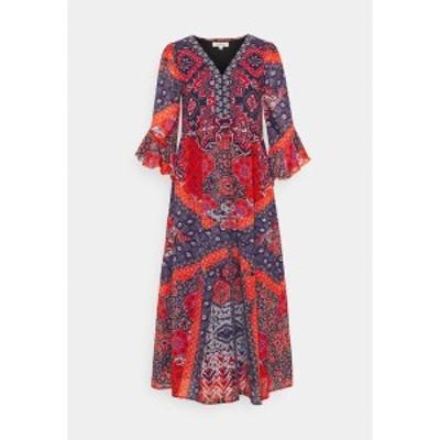 デリ レディース ワンピース トップス SAFRAN DRESS - Day dress - red red