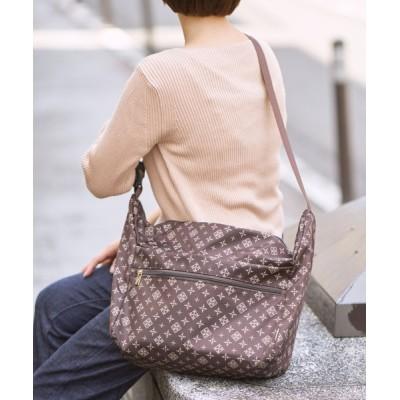 Daily russet / 裏張りナイロン トラベルショルダーバッグ(L) WOMEN バッグ > ショルダーバッグ