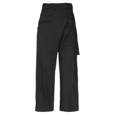 パトリツィア ペペ PATRIZIA PEPE パンツ ブラック 40 コットン 76% / ナイロン 20% / ポリウレタン 4% パンツ